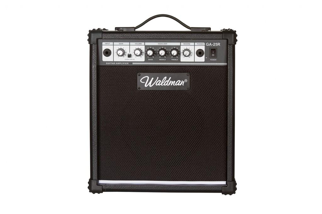 Waldman - Amplificador para Guitarra Gain 25R GA-25R