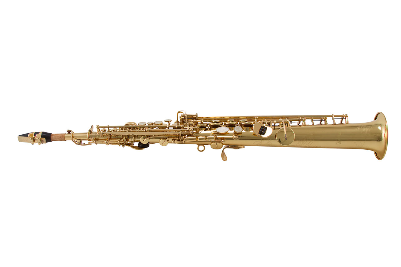 Waldman - Sopro Saxofone WSS GD/OL