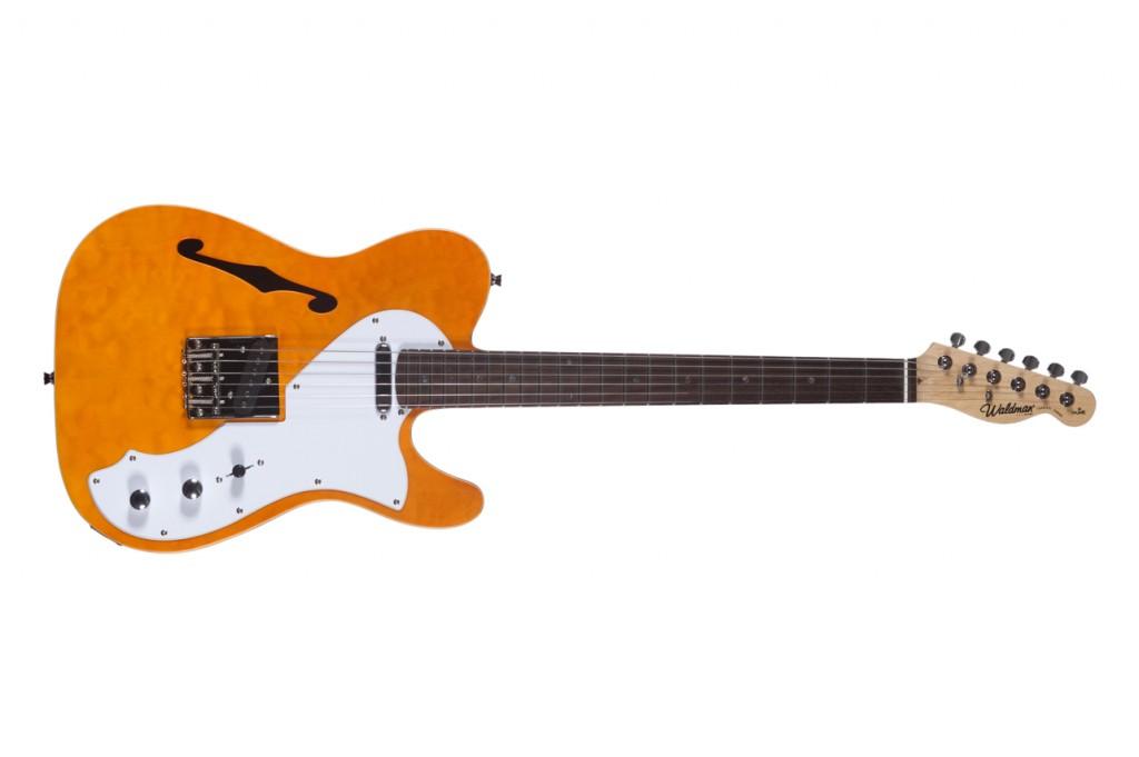 Waldman - Guitarra Sólida Terrific Grand GTE_950Q