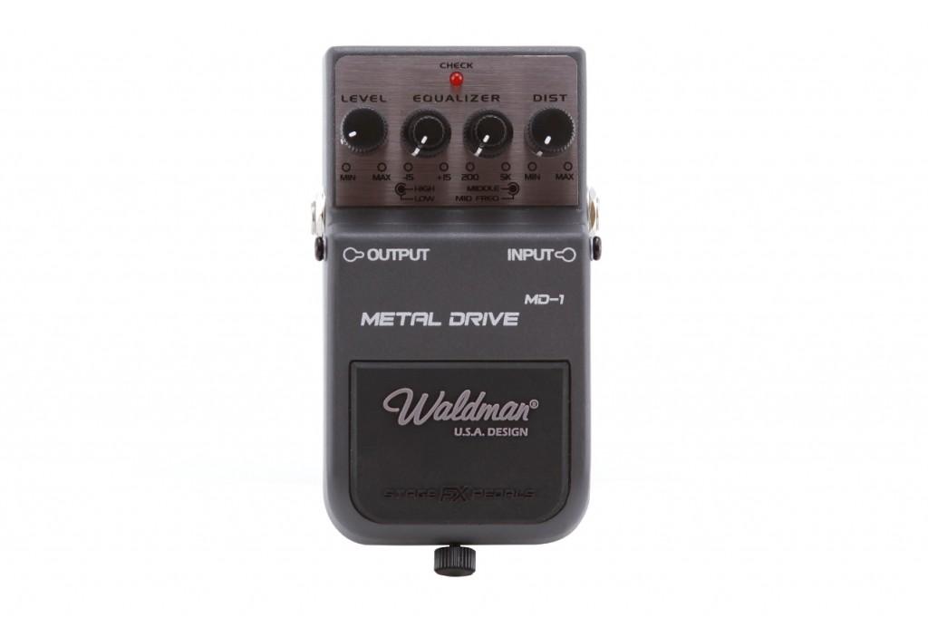 Waldman - Pedal Metal Drive MD-1