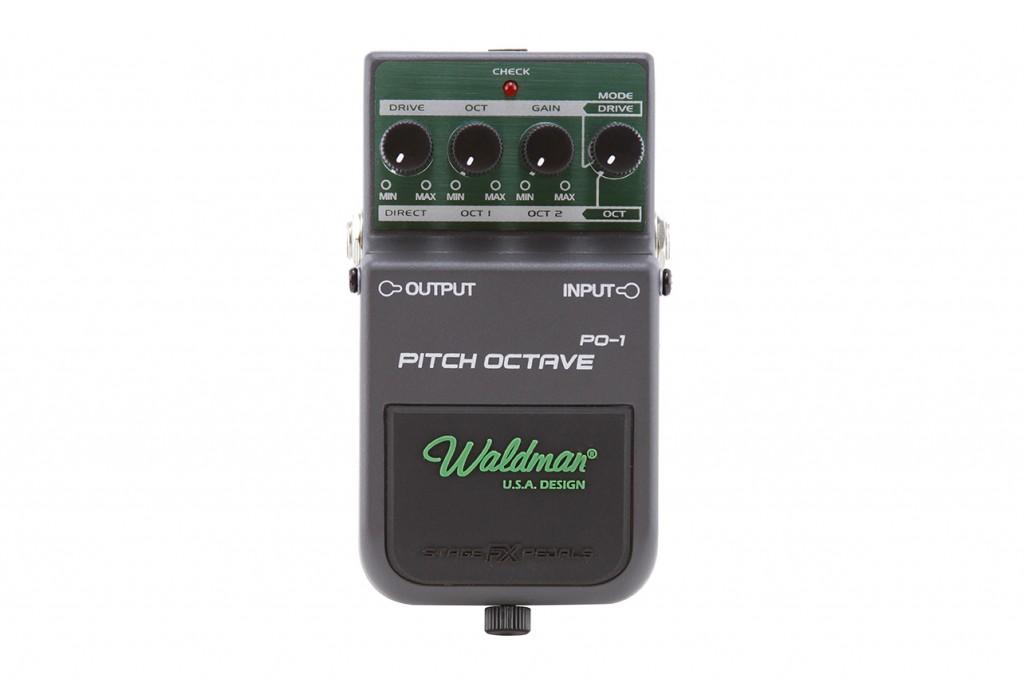 Waldman - Pedal Pitch Octave PO-1