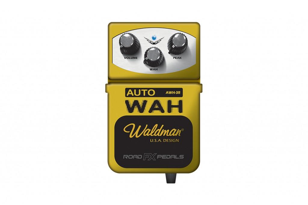 Waldman Pedal Auto Wah AWH-3R