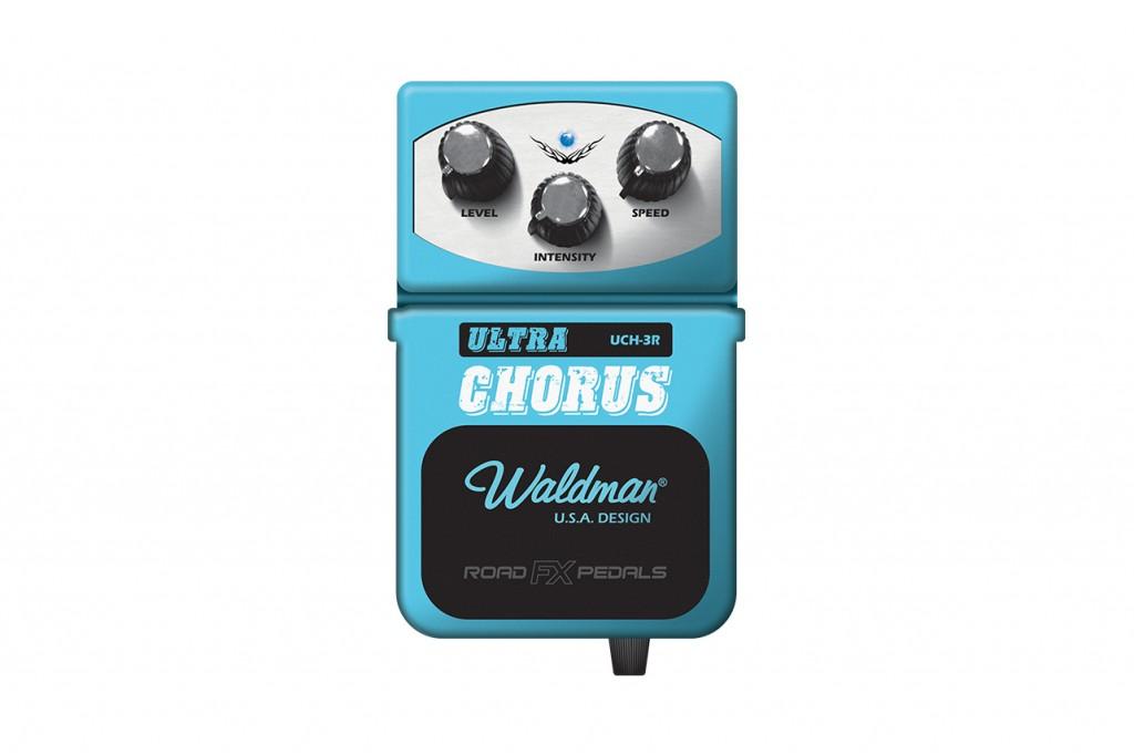 Waldman Pedal Ultra Chorus UCH-3R