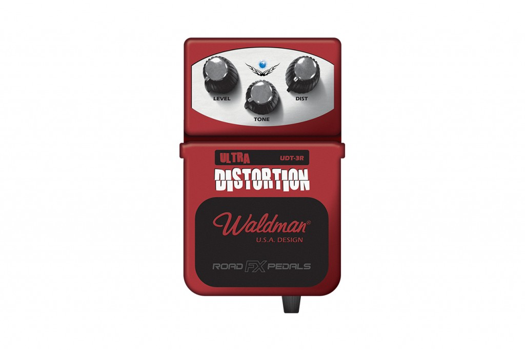Waldman Pedal Ultra Distortion UDT-3R