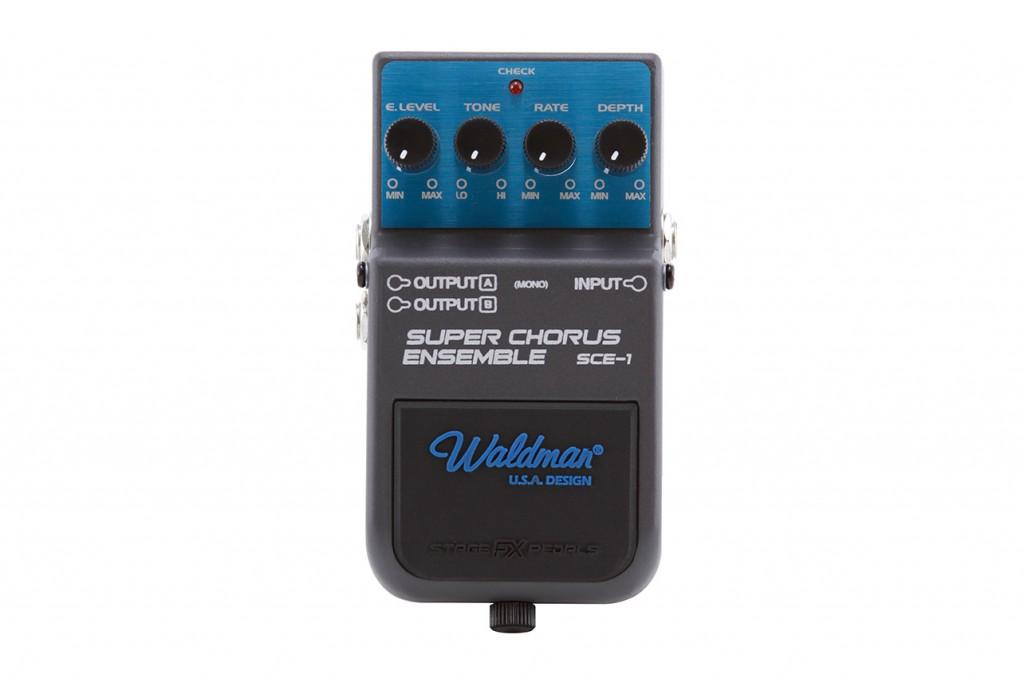 Waldman - Pedal Super Chorus Ensemble SCE-1