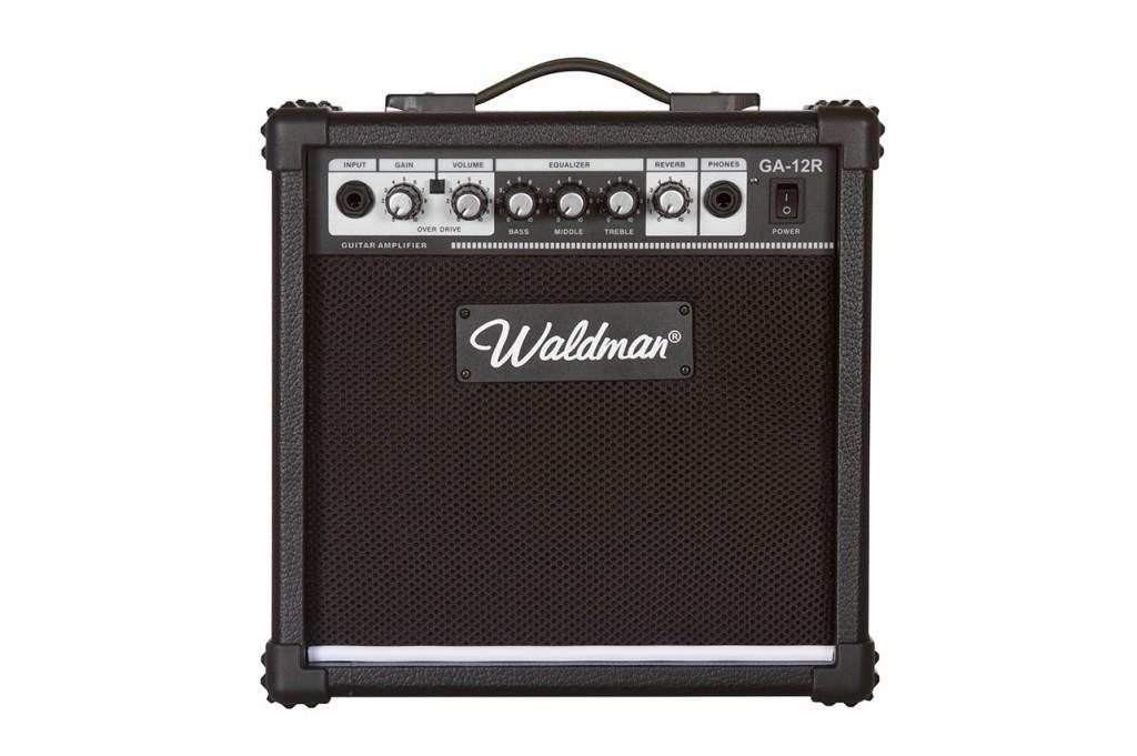 Waldman - Amplificador para Guitarra Gain 12R GA-12R