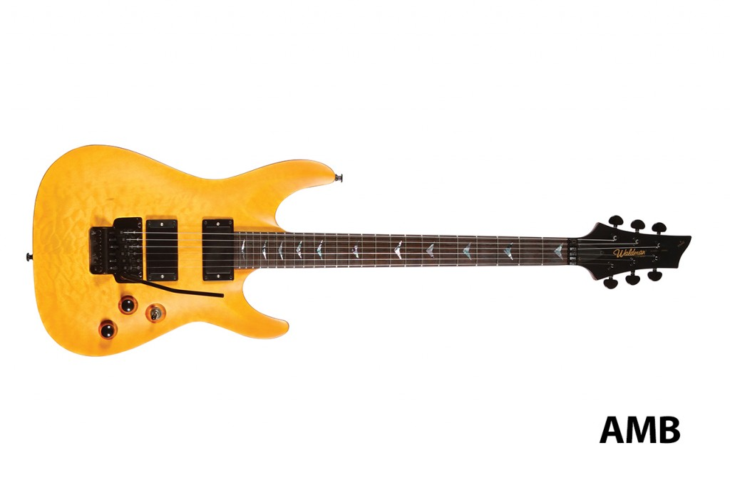 Waldman Guitarra Sólida Scandal Extra GSC_800Q