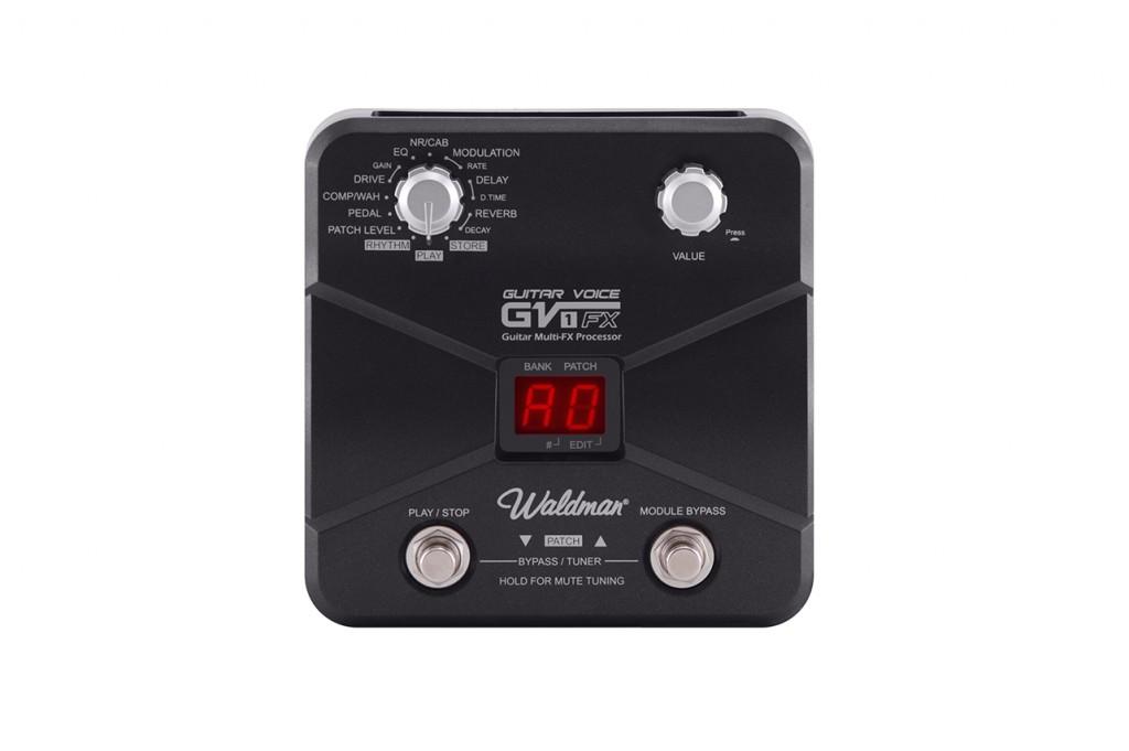 Waldman - Pedaleira Guitar Voice GV-1FX