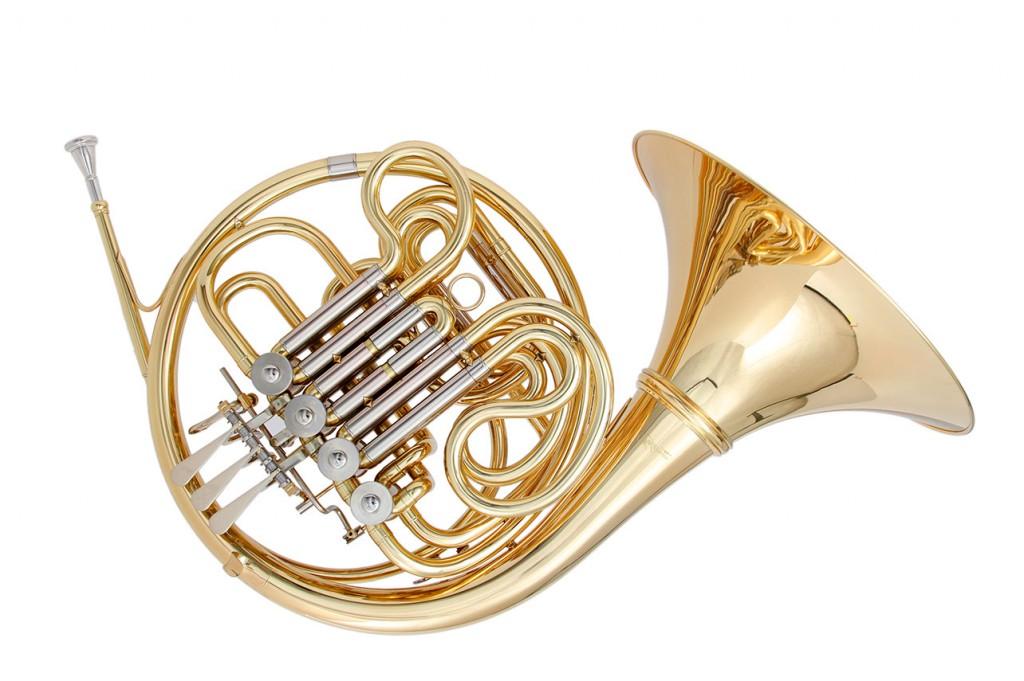 Waldman - Sopro Trompa WFH4K GD