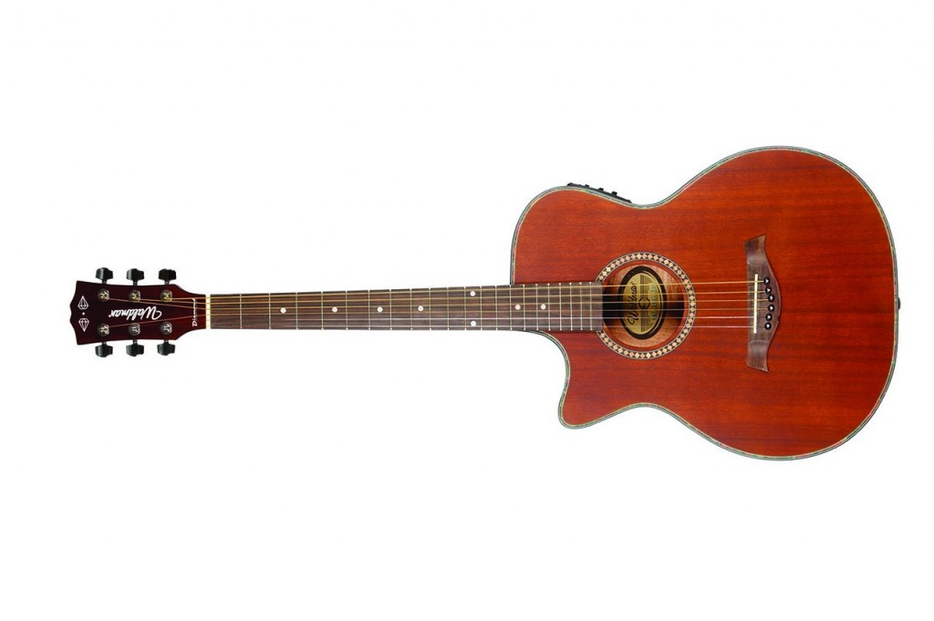 Waldman Violão Fiesta Wood Lefty GAF_1260LET